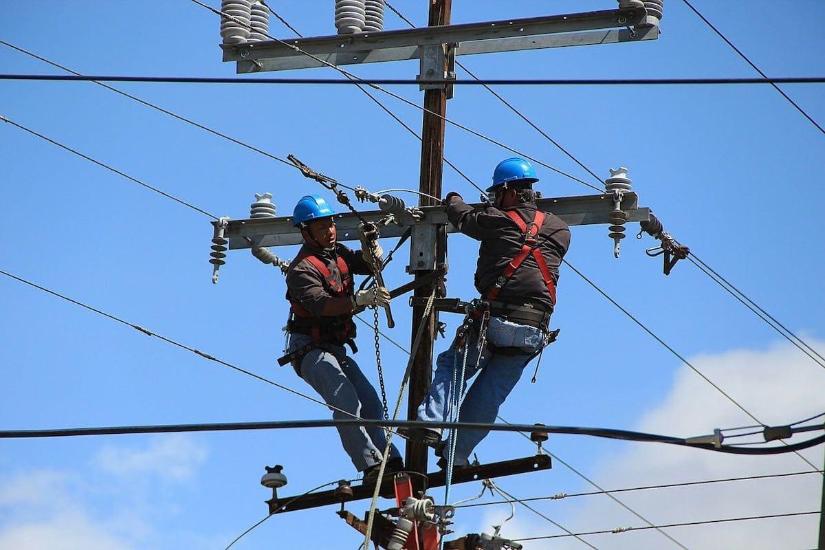 electricity poles pixabay smart meters