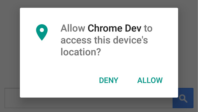 The kind of permission that will be automatically stripped away if you don't use an app.