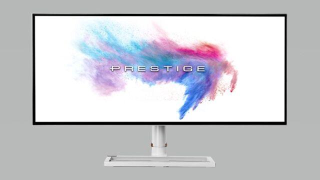 MSI Prestige PS341WU.