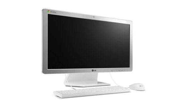 LG Chromebase 22CV241-W.